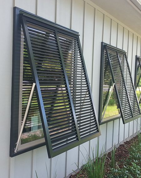 Bahamas hurricane shutters installation in Cayman