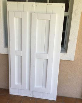 BIDL STORM PROTEGTION WINDOW SHUTTER